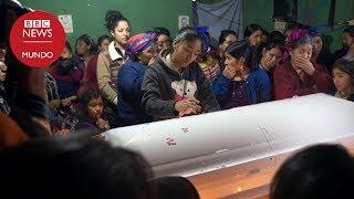 Repatrian a Guatemala los restos de Felipe Gómez-Alonzo.