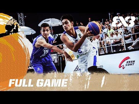Turkmenistan vs. Philippines - Full Game - FIBA 3x3 U18 World Cup