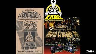 Tank - Power Of The Hunter (Live Metal Crusade '99)