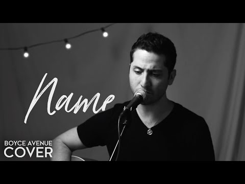Music video Boyce Avenue - Name