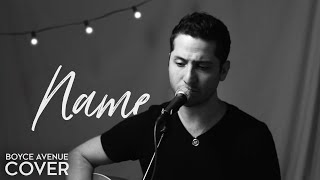 Goo Goo Dolls - Name (Boyce Avenue acoustic cover) on Apple & Spotify