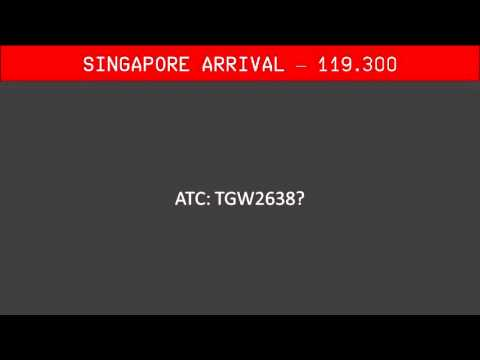 ATC Recording - TR2638 Emergency Landing: Fallen Engine Cowling, Unsafe Gear Warning
