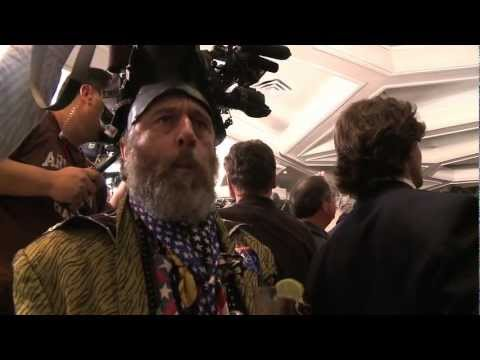 Vermin Supreme - King of the Rats (and Funniest Presidential Candidate on Earth)