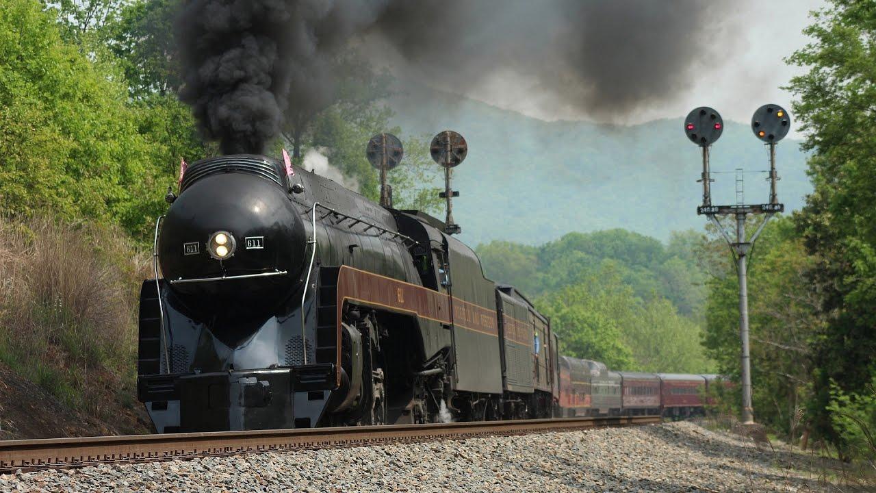 steam train excursions - 1280×720