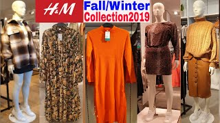 H&M #NEW   FALL/WINTER COLLECTION 2019