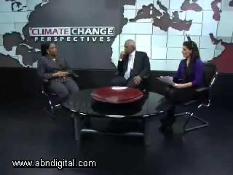 Climate Change with Maite Nkoana-Mashabane - Part 1