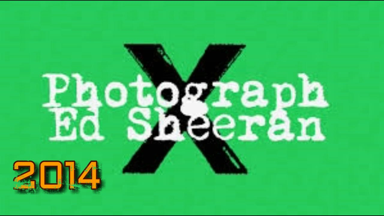 photograph ed sheeran