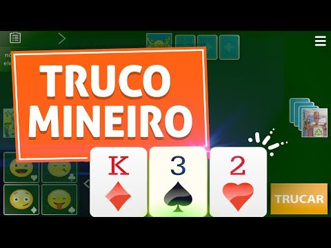 Truco Mineiro Online - Jogo De Cartas | MegaJogos
