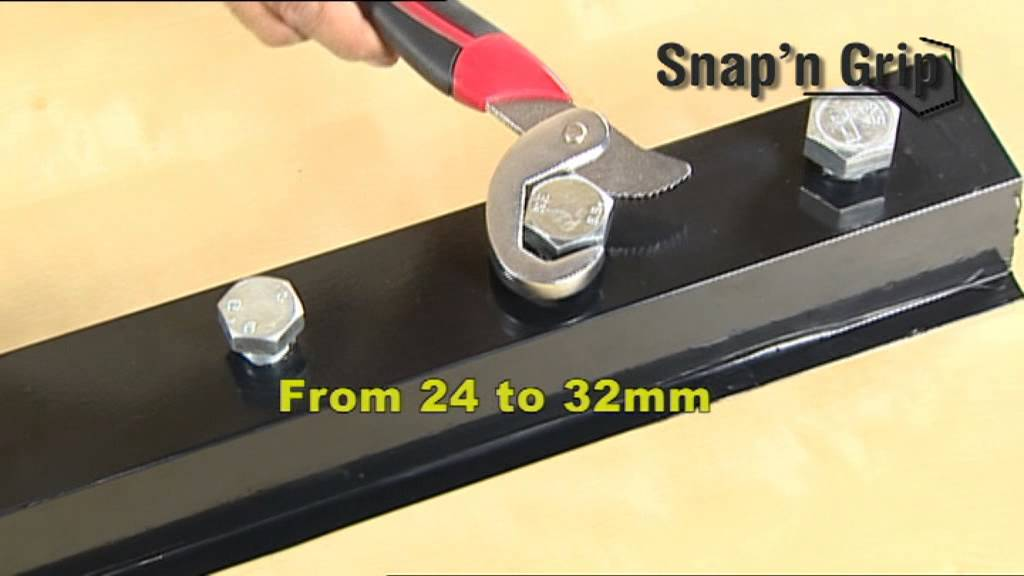 GRAYS OUTLET - SNAP N' GRIP RETAIL 169 LOC_MPEG 16 9 mpg