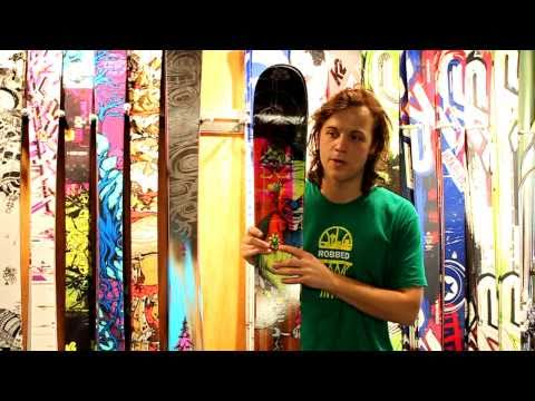 K2 HellBent Skis 2011 Review