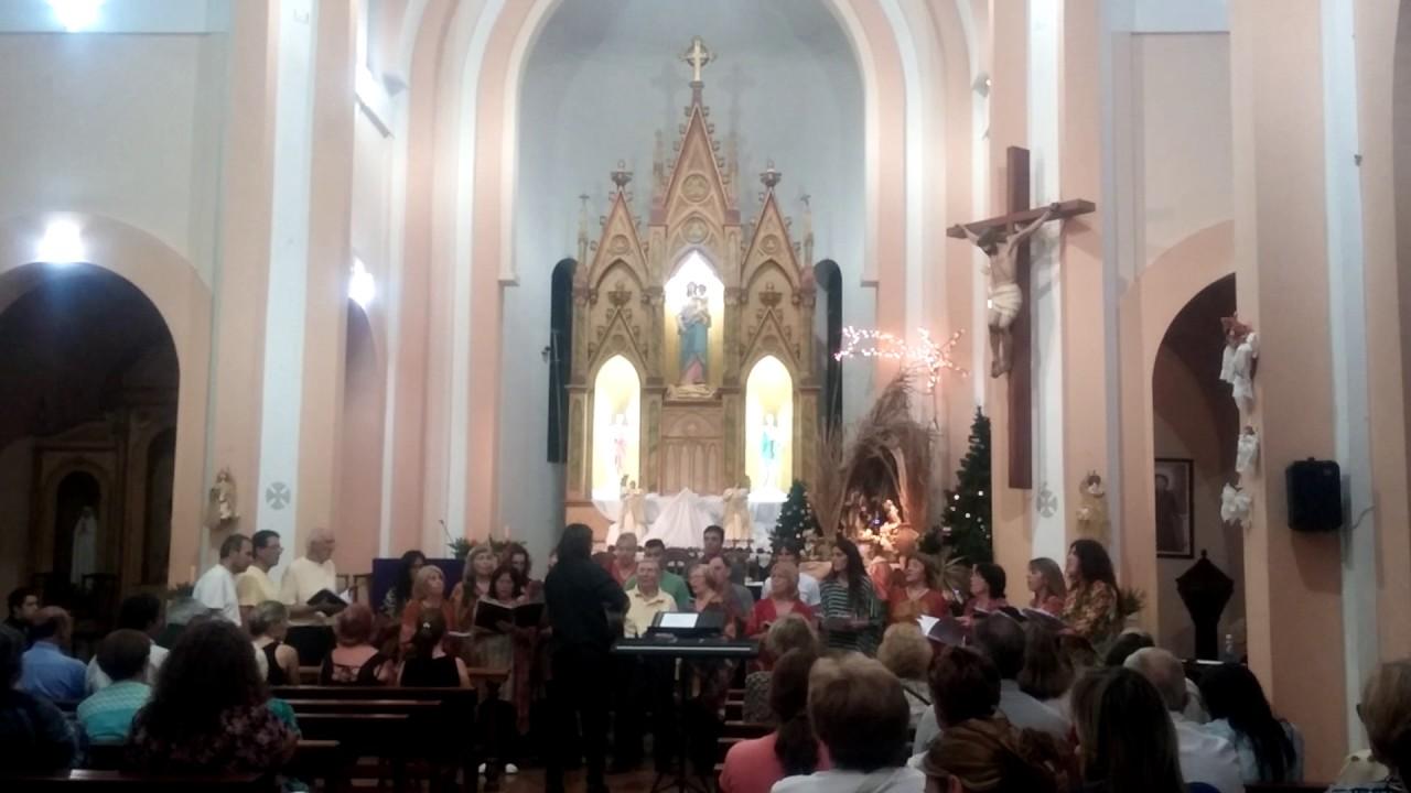Coro Mons. Lino Verri  de Ucacha.