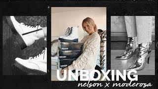 MEGA SHOE UNBOXING: MIJN EIGEN COLLECTIE | MODEROSA