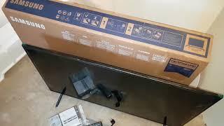 Samsung NU7102 Smart TV - Unboxing, Setup & Review