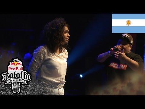 SONY vs TINK - Cuartos: Final Nacional Argentina 2016 - Red Bull Batalla de los Gallos