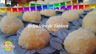 BRIGADEIRO DE TAPIOCA