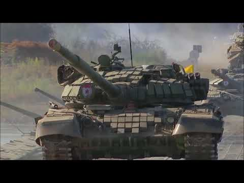 "Russia Started Mega-Maneuver ""Wostok 2018""."