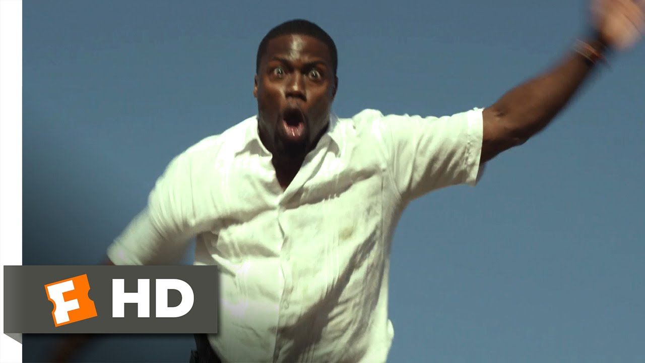 Download Ride Along 2 - It's a Foot Chase! Scene (1/10)   Movieclips