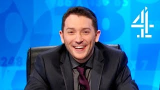 Jon Richardson's LONELIEST Moments on 8 Out of 10 Cats Does Countdown!