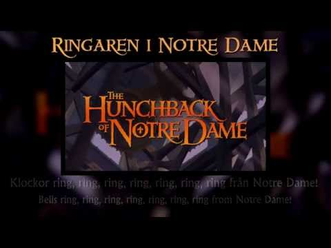 The Bells of Notre Dame - Swedish (Subs+trans)