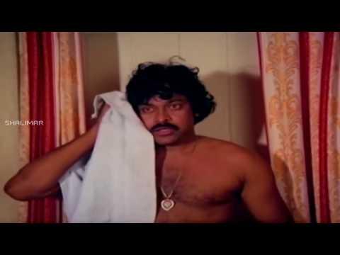 Nyayam Kavali Movie || Chiranjeevi & Radhika Love Scene || Chiranjeevi, Radhika thumbnail