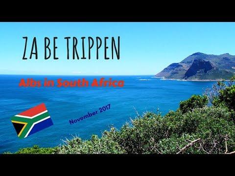 ZA BE TRIPPEN | Albs in South Africa | Nov 2017