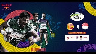 Sri Lanka v Singapore - Asia Rugby U20 7