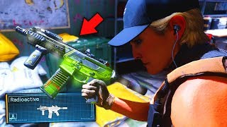 RADIOACTIVE M13 BLUEPRINT! (Modern Warfare Tactical Human Bundle)