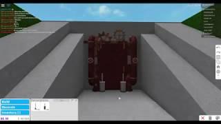Roblox Bloxburg Speedbuild Undergreound Abandoned Bunker 50K