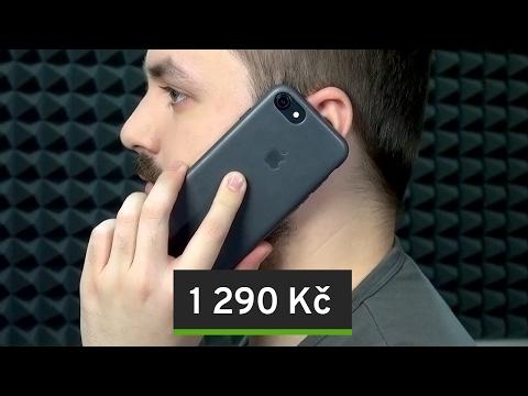 Kožený obal na iPhone voní jako taxík. Vyplatí se za ty peníze?