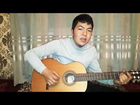 Апакем гитара менен. Эраалы Миркамилов