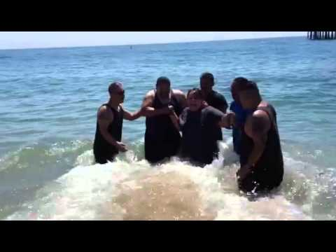 The funniest baptism EVER!!!