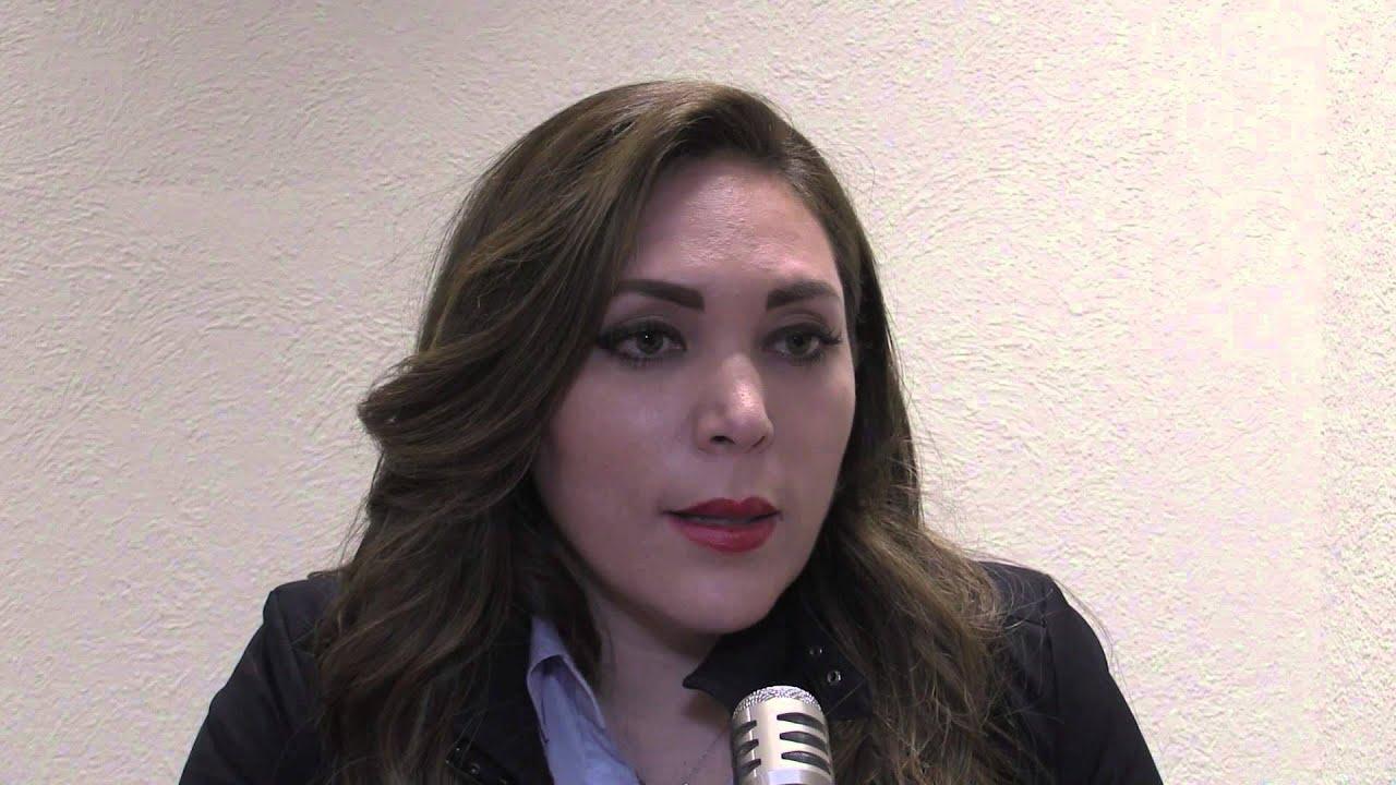 Dip Ana Georgina Zapata entrevista