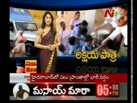 NTV Akshaya Patra -Hyderabad