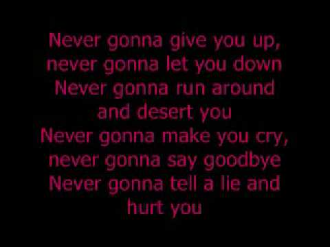 give in lyrics: