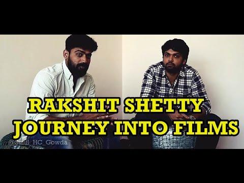 Rakshit Shetty Journey into Films | Exclusive Interview | Kirik Party |Thugs of Malgudi