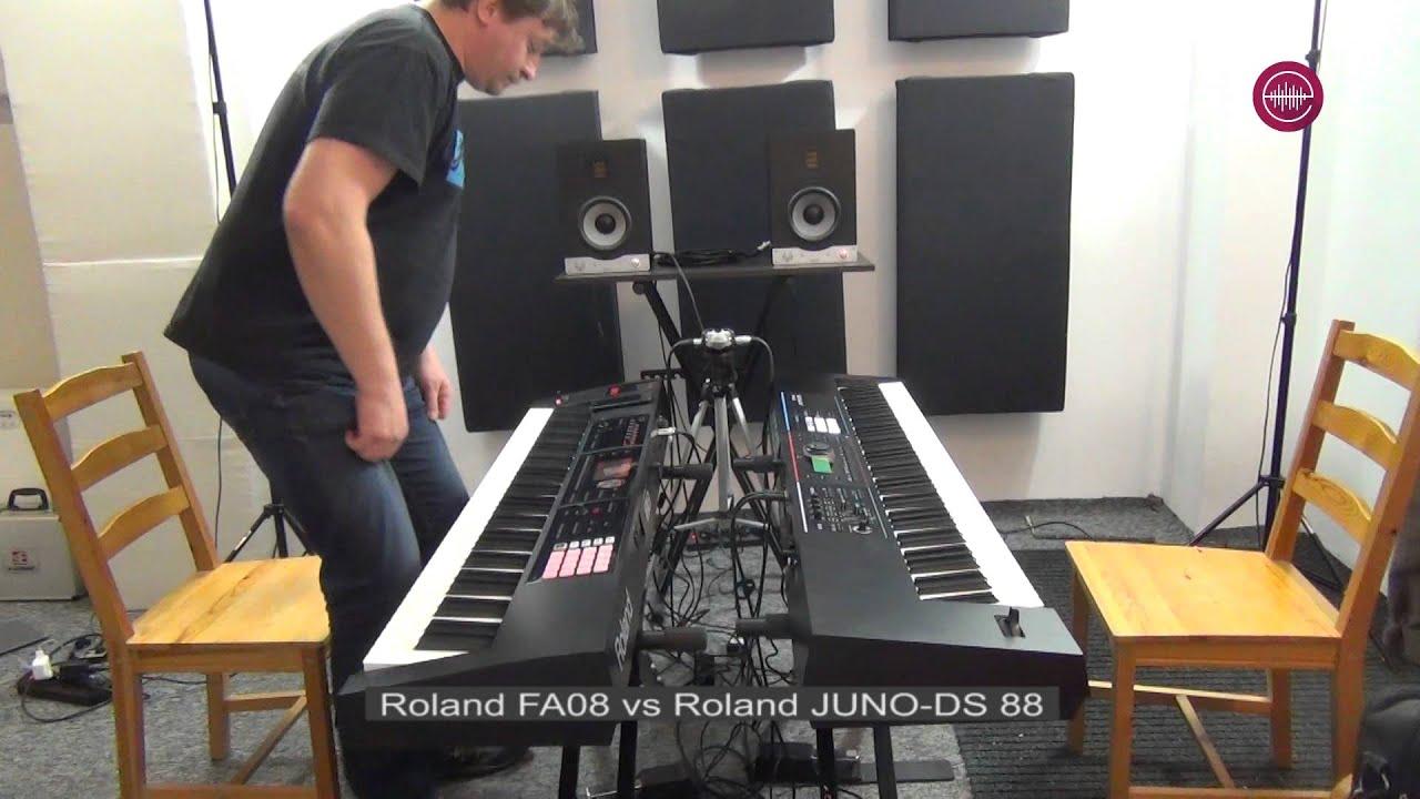 Roland Juno DS88 review | Digital Piano Review Guide