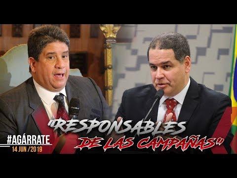 CHÁVEZ VIVE   ASÍ SE COMPORTAN LOS POLÍTICOS   PARTE 2   AGÁRRATE   FACTORES DE PODER