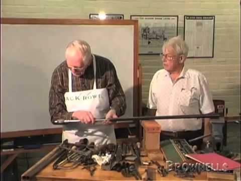 Brownells - Jack Rowe, Master Gunsmith Series, Bore Size and Proofing, Part  5 of 6
