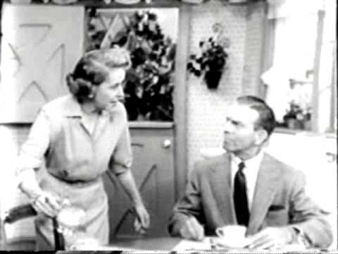 The George Burns and Gracie Allen Show - The Suicide Note (1/3)