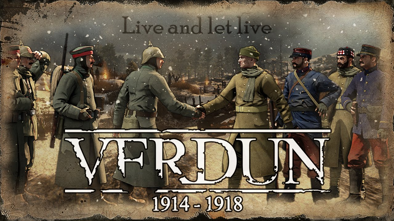 Christmas Truce 2015 - Live and let live! - YouTube