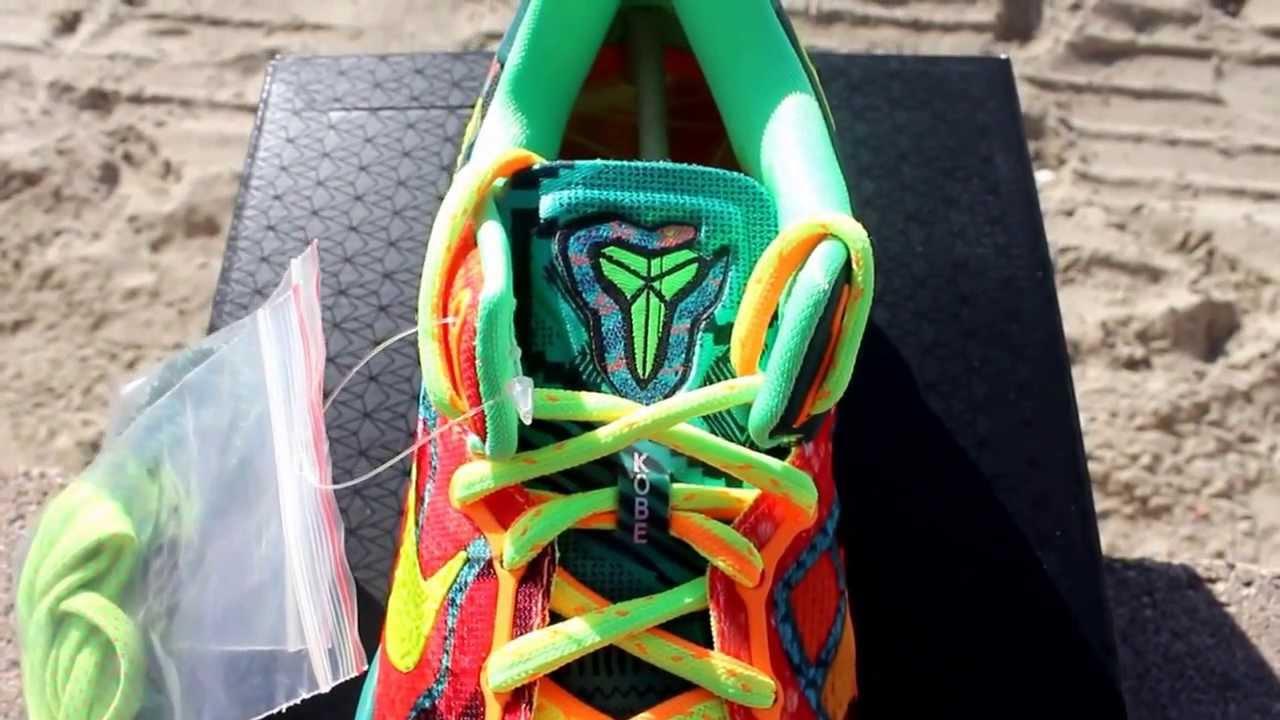 fd3c137c8f0 Nike  What the Kobe s 8 ! - YouTube