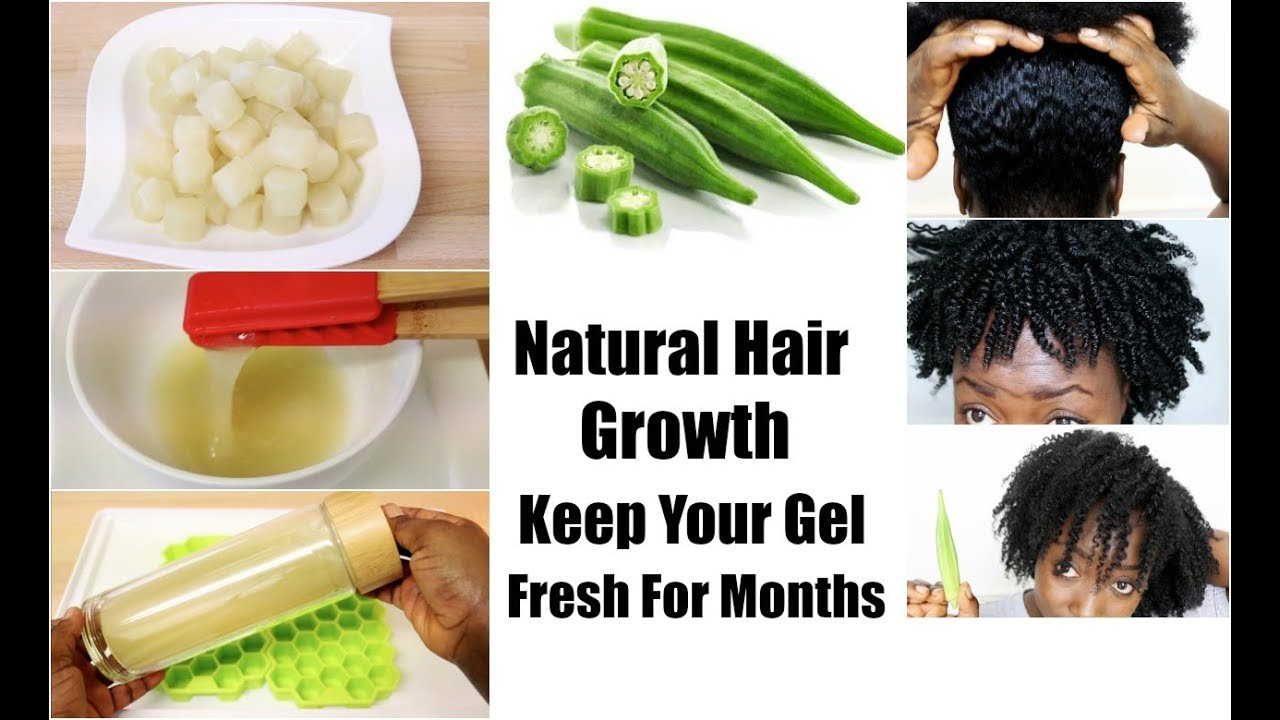 Months Of Natural Hair Growth
