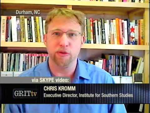 GRITtv: Chris Kromm: Katrina Four Years On