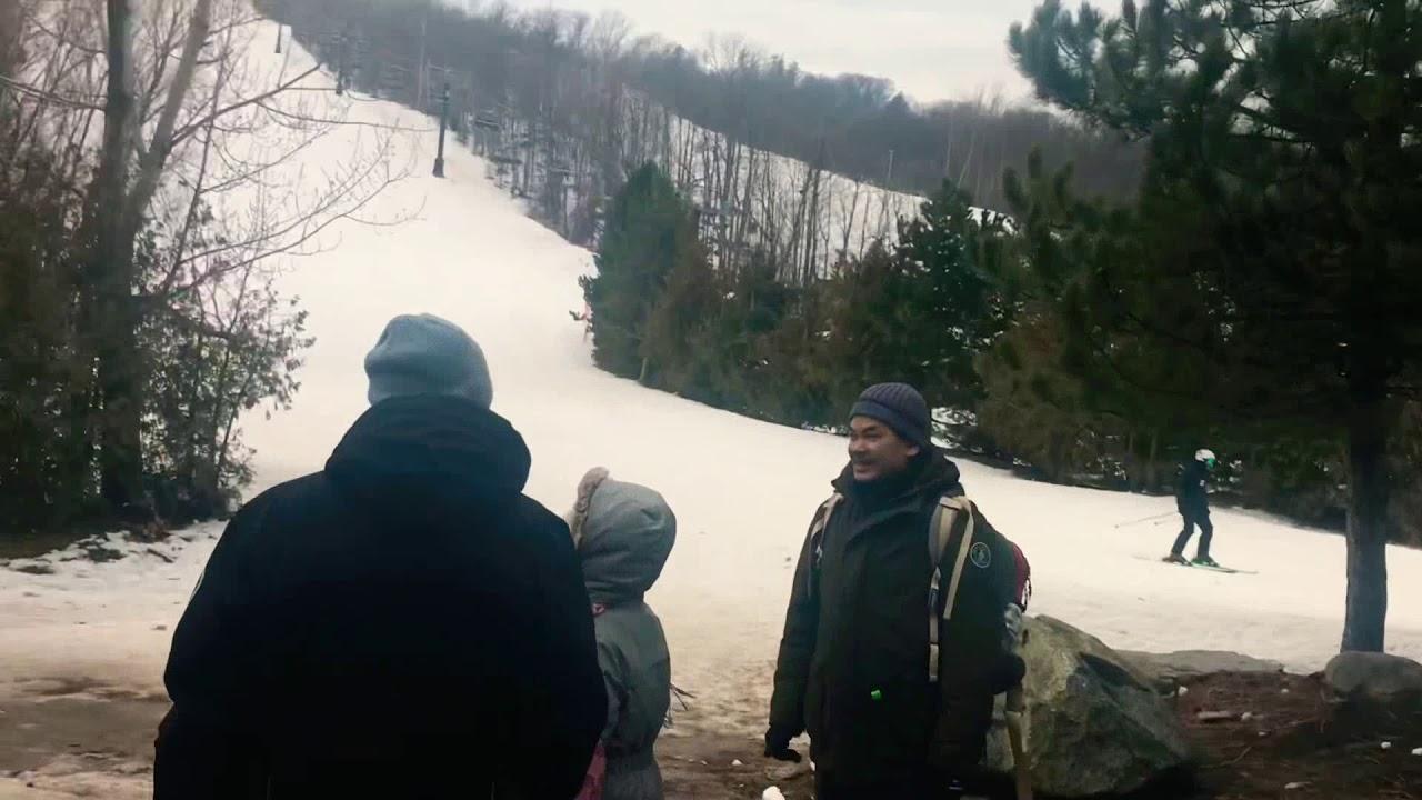 Blue Mountain Village, Ontario, Canada, 12/26/2019 - YouTube