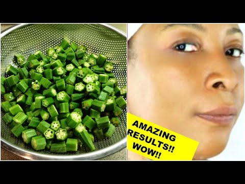 how-to-remove-wrinkles-&-skin-pigmentation-at-home-using-okra-lady's-finger