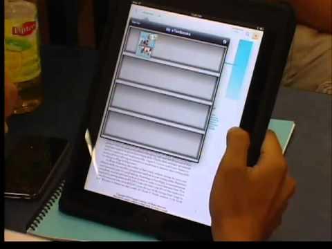 E Books instead of Text Books