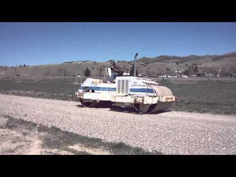 1986 Ingersoll-Rand DA-50 9309 Roller