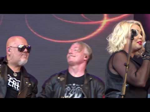 Kim Wilde - You Came & You Keep Me Hanging On @ Let's Rock Norwich 24/6/17