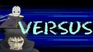 Obito Uchiha (Unmasked) vs Obito Uchiha (Masked) - Bleach vs Naruto 2.4