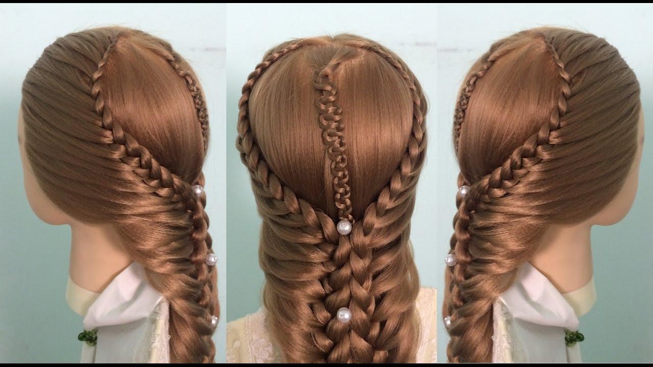 Công chúa tóc dài siêu hợp kiểu tết tóc này đây | Anatran